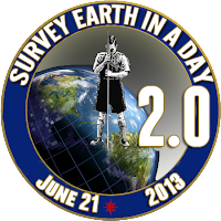 Survey Earth in a Day Event