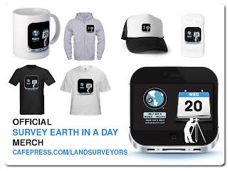 Survey Earth in a Day Merchandise